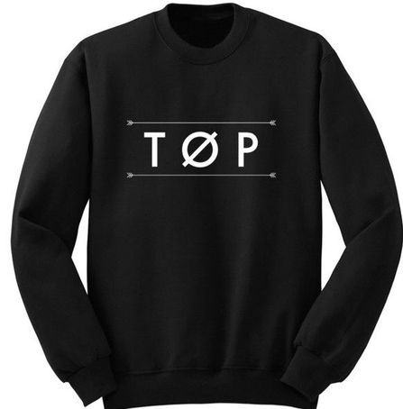 TOP Twenty One Pilots Sweatshirt DAP