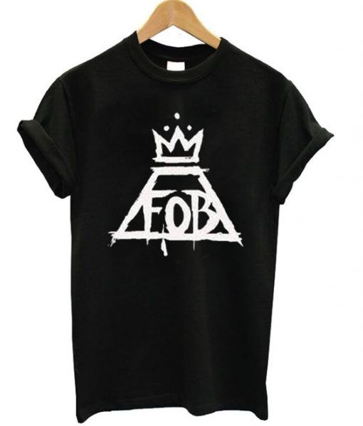 FOB Fall Out Boy T-shirtDAP