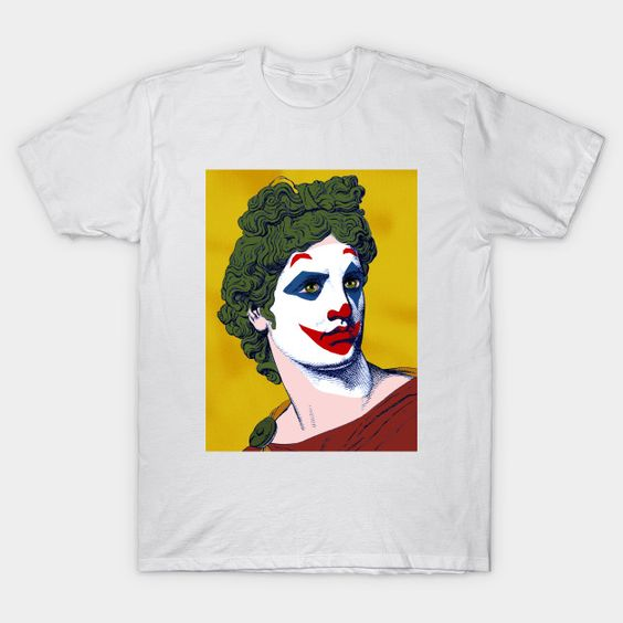Failed Stand-up Comedian - Joker - T-Shirt DAP