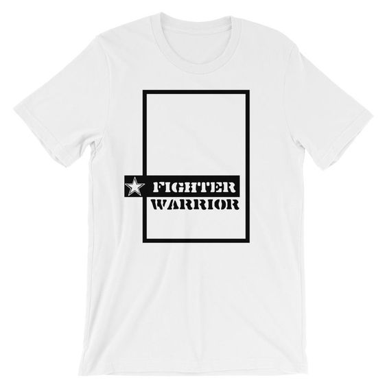 Fighter Warrior Tshirt DAP