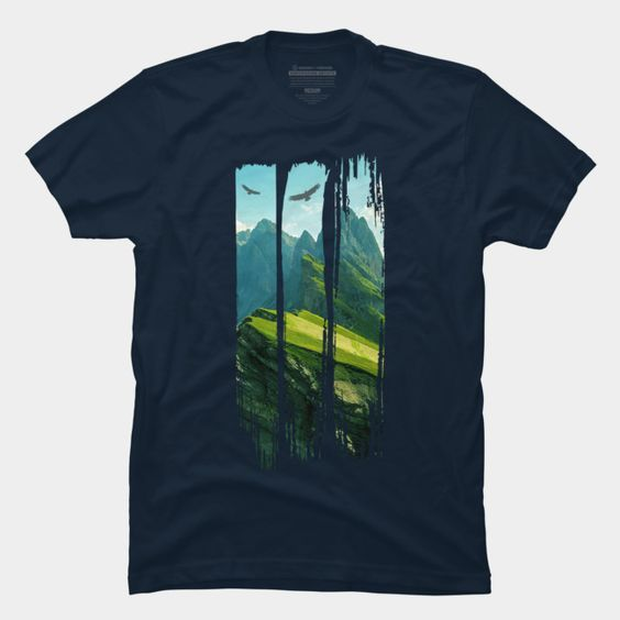 Natural World T-ShirtDAP