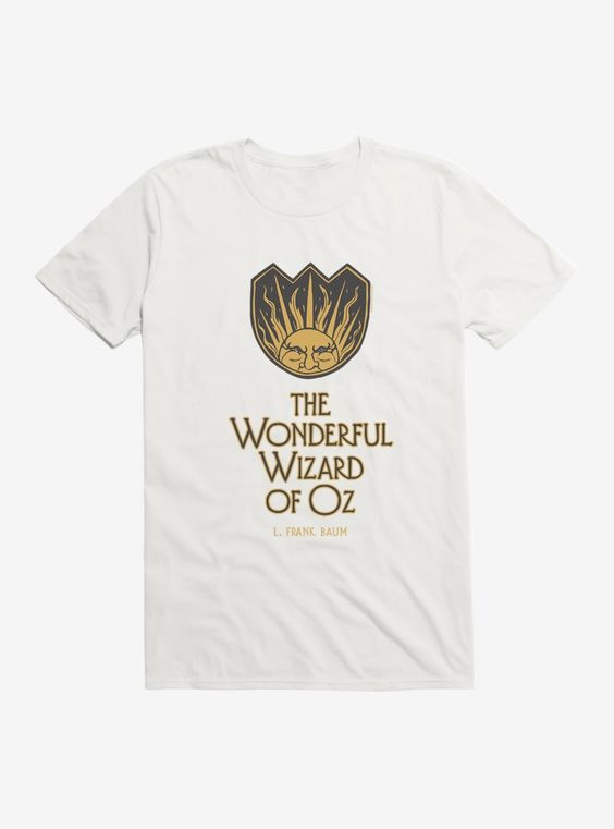 Recovering The Classics The Wizard Of Oz T-Shirt DAP