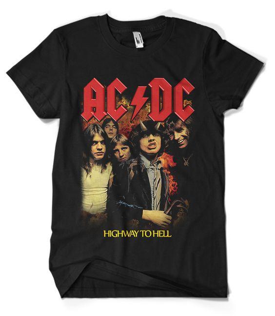 ACDC T-Shirt DAP