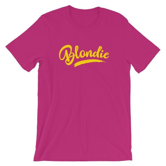 Blondie Short-Sleeve T-Shirtdap