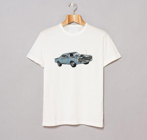 Brandy Melville Aleena Motor Show 1984 T Shirtdap