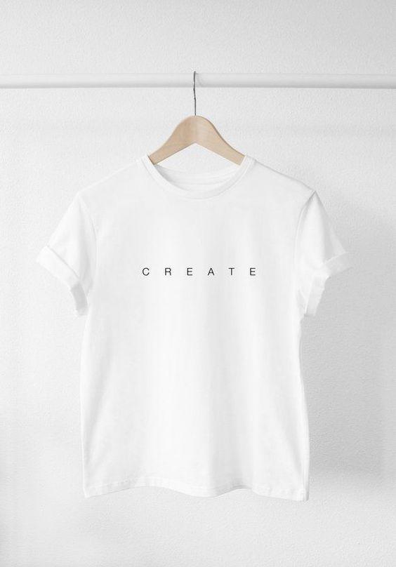 Create T-ShirtDAP