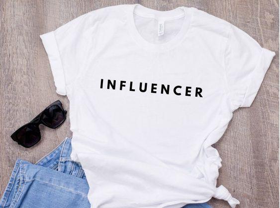 Influencer T-shirt DAP