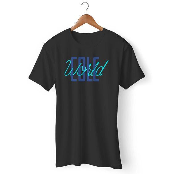 J Cole World Art Man's T-Shirt DAP