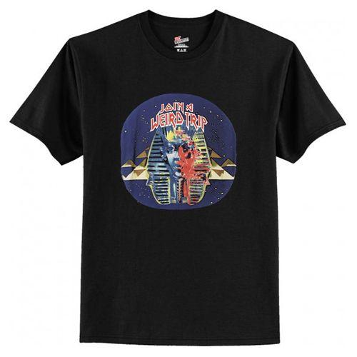 Join a Weird Trip Miley Cyrus New T-Shirt DAP