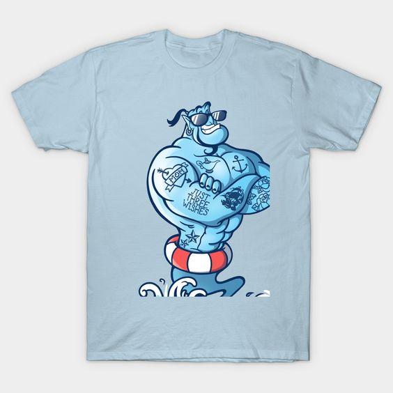 Just three wishes summer Classic T-Shirt DAP