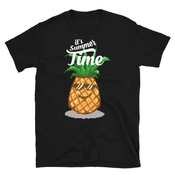 Retro Pineapple TshirtDAP