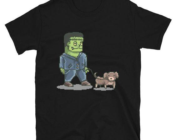 ZOMBIE T-Shirts dap