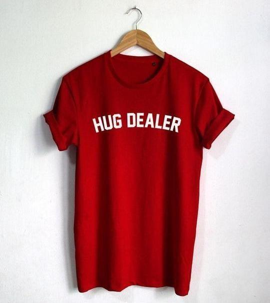 Hug dealer tshrt DAP